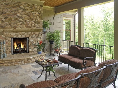 Carolina Gas Fireplace by Heatilator/HHT Lifestyles Products